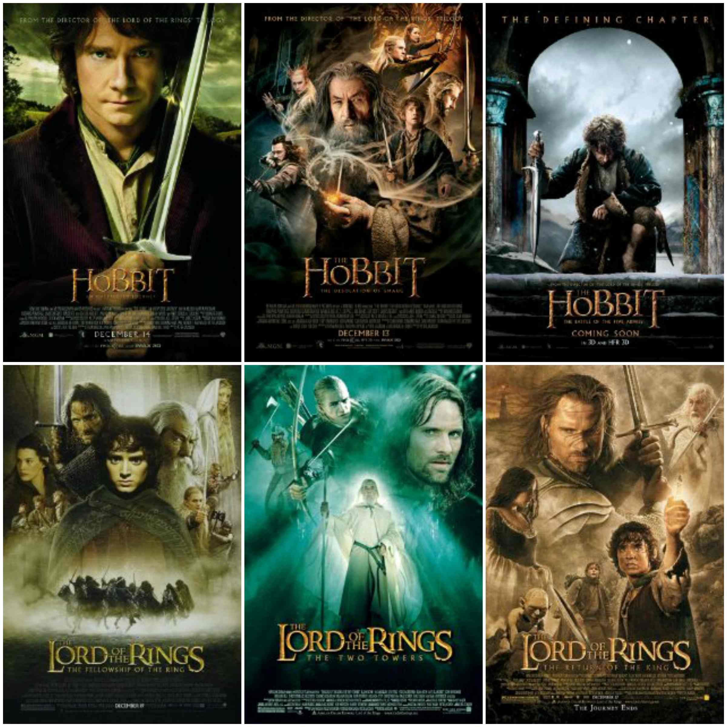 how does the film lord of On this day in 2003, the lord of the rings: the return of the king, the final film in  the  the books are set in a place called middle earth and revolve around the.